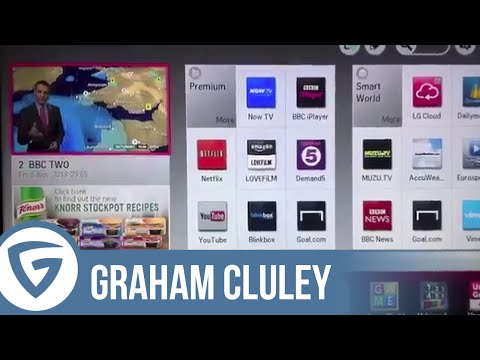 LG fumbles response to Smart TV spying revelation, withdraws Smart Ad video   Graham Cluley