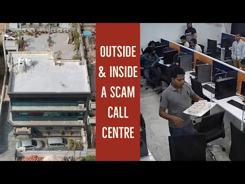 SCAMMING KIDS: INSIDE INDIA'S CREEPIEST SCAM CALL CENTRE 👧