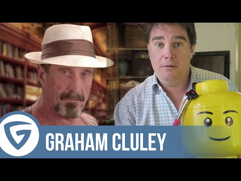 John McAfee offers to crack iPhone encryption for FBI... using social engineering! | Graham Cluley