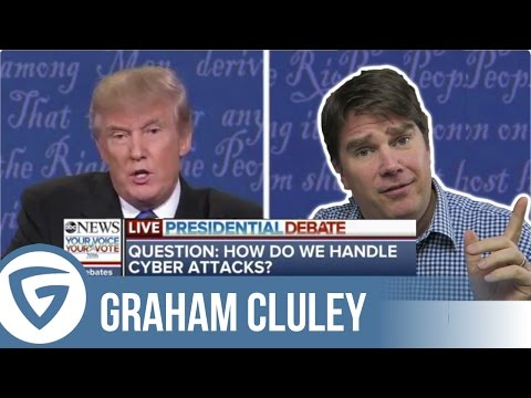 Donald Trump, The Cyber and 400lb hackers | Graham Cluley