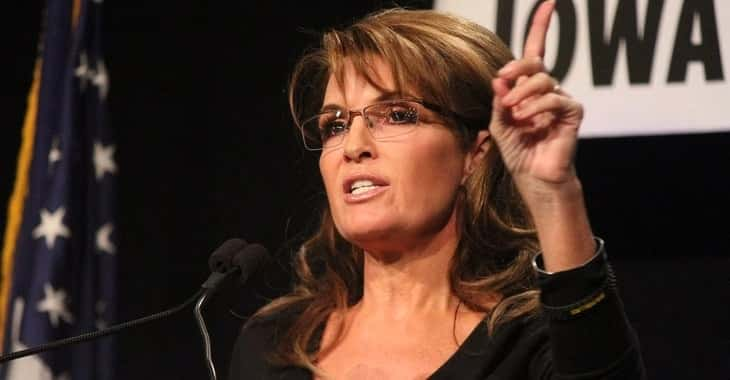 Sarah Palin says email hack paralysed Presidential campaign