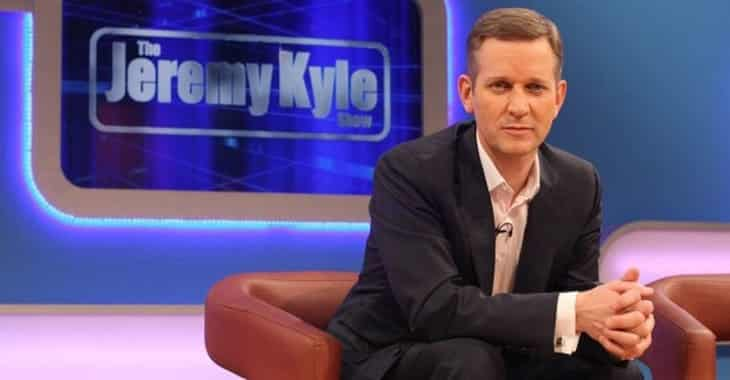 Jeremy Kyle gets attacked by a chav - Facebook scam spreads quickly