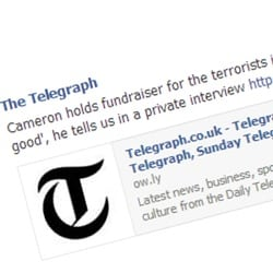 The Telegraph is hacked by the Syrian Electronic Army – Twitter and Facebook accounts compromised