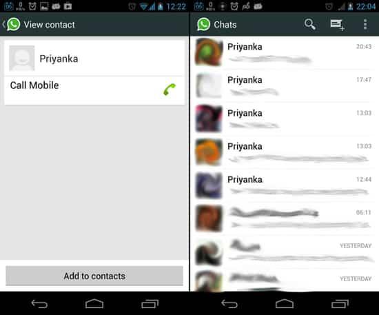 Alleged WhatsApp malware attack