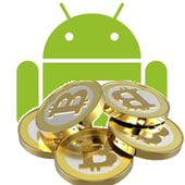 Android with Bitcoins