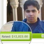Hackers raise over $12,000 for man who broke into Mark Zuckerberg's Facebook page