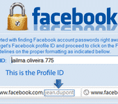 Facebook password hacking