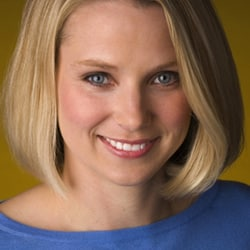 Yahoo's CEO Marissa Mayer is a twerp when it comes to smartphone security