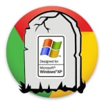 Google Chrome to help unsafe, insecure XP users surf the net… putting the rest of us at risk