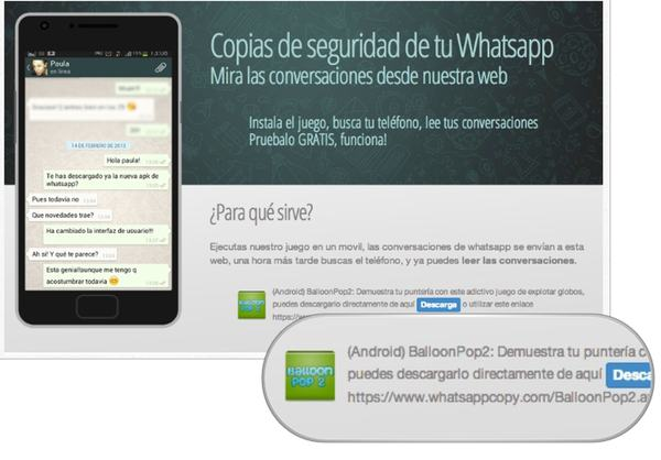 WhatsAppCopy website