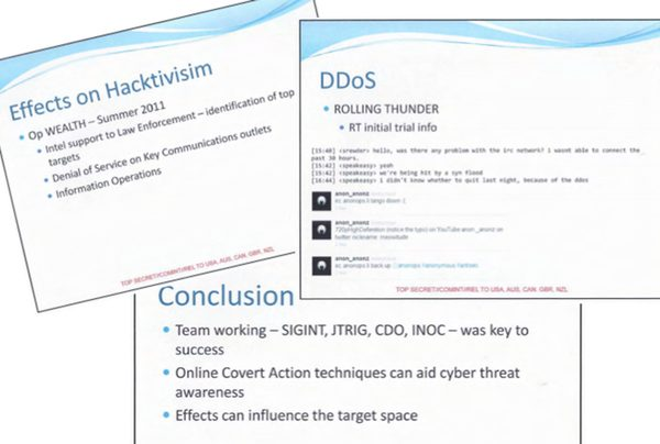 Leaked slides