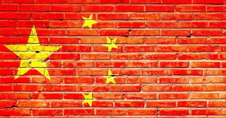 Who does China blame for a third of all cyber attacks against it? The USA