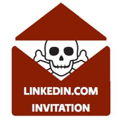 Want someone to click on your targeted attack? Disguise it as a LinkedIn message