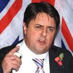 Nick Griffin's Twitter account has been hacked (so, less offensive than normal…)