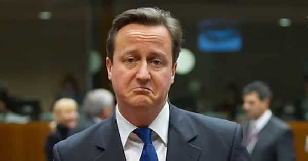 David Cameron is unhappy he can't read your messages