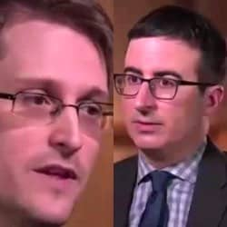 The funniest Edward Snowden video you're probably ever going to see