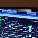 Oops! Train control centre passwords revealed on BBC TV