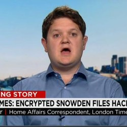 Sunday Times reporter tells CNN everything you need to know about Snowden story
