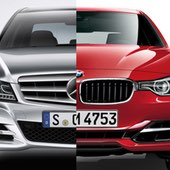Mercedes Benz BMW