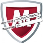 How to login as an admin on McAfee Enterprise Security Manager. No password required