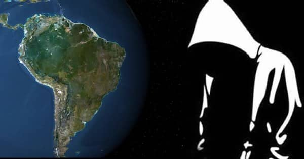 Hacking South America
