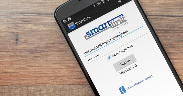 Smartlink app on Android