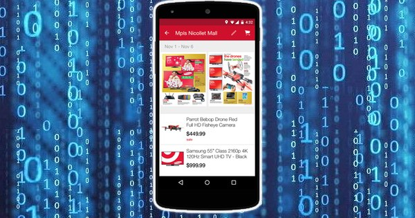 Target android app