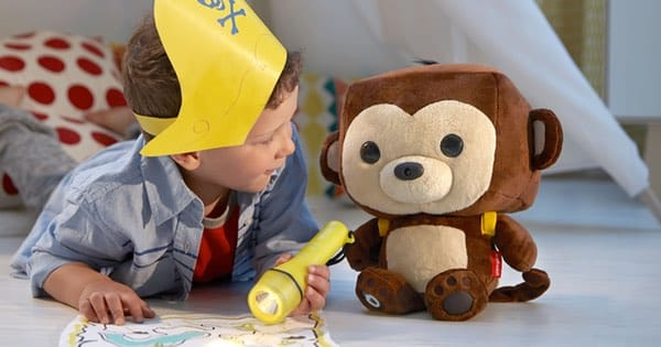 Watch out! Your kid's internet-enabled teddy bear might be hacked