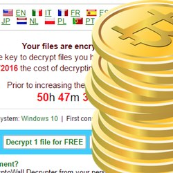 CryptXXX ransomware steals bitcoins and data from infected PCs