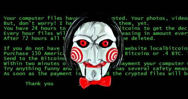 Jigsaw Decryption Tool Released For Cruel Ransomware That Deletes Your Files Graham Cluley
