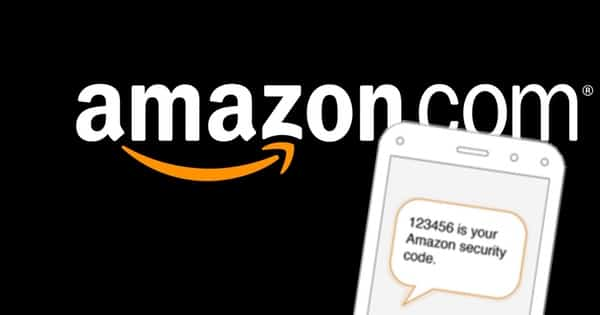 How to protect your Amazon account with two-step verification (2SV)