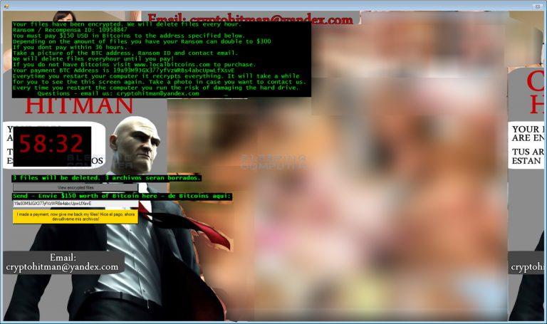 Hitman ransomware locker blurred 768x455