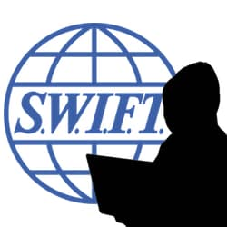 Hackers abused SWIFT to steal $10 million from Ukrainian bank