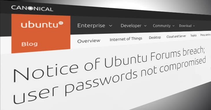 Ubuntu Forums hacked (again)