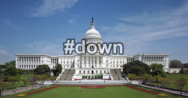 US Congress websites recovering after three-day DDoS attack