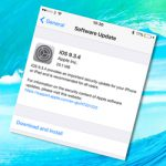 iOS 9.3.4 released, fixing critical security hole. Update now