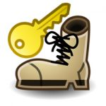 Secure boot golden key thumb