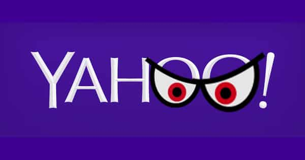 how to close yahoo account on iphone