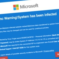 Browser hanging? Don't call that support number! It's a scam!