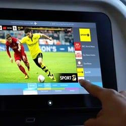 Hacking airplane entertainment systems