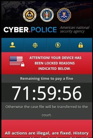 Cyber police
