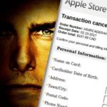 Movie night? Nope. It's a fake iTunes receipt from phishers targeting Apple users