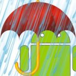 It's raining. It's pouring. This fake weather app is stealing your credentials