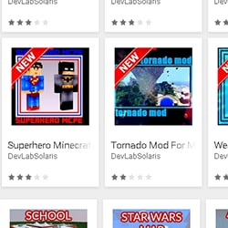 87 fake Minecraft mods exposed Android users to scammy websites, aggressive ads