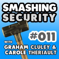 Smashing Security podcast #011: WikiLeaks and the CIA
