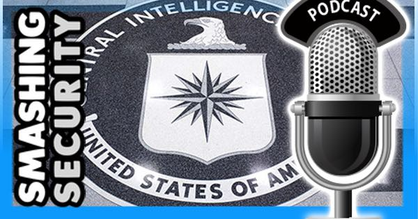 Smashing Security #011: WikiLeaks and the CIA