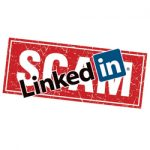 Beware bogus emails from LinkedIn asking for your CV!