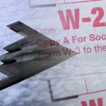 Stealth Bomber maker admits hackers stole workers' W-2 tax forms