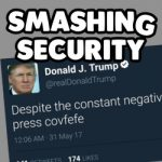 Smashing Security #023: Covfefe