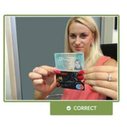 What's worse than getting phished? Getting phished *and* sending a selfie of your Photo ID and credit card